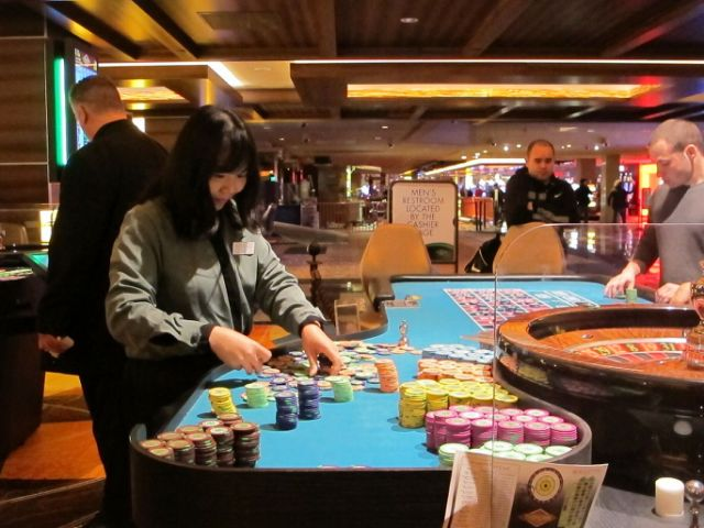 Casinos-Cashless